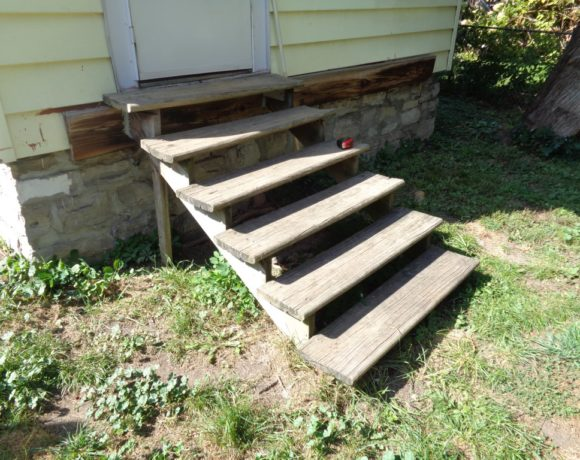 Stair replacements