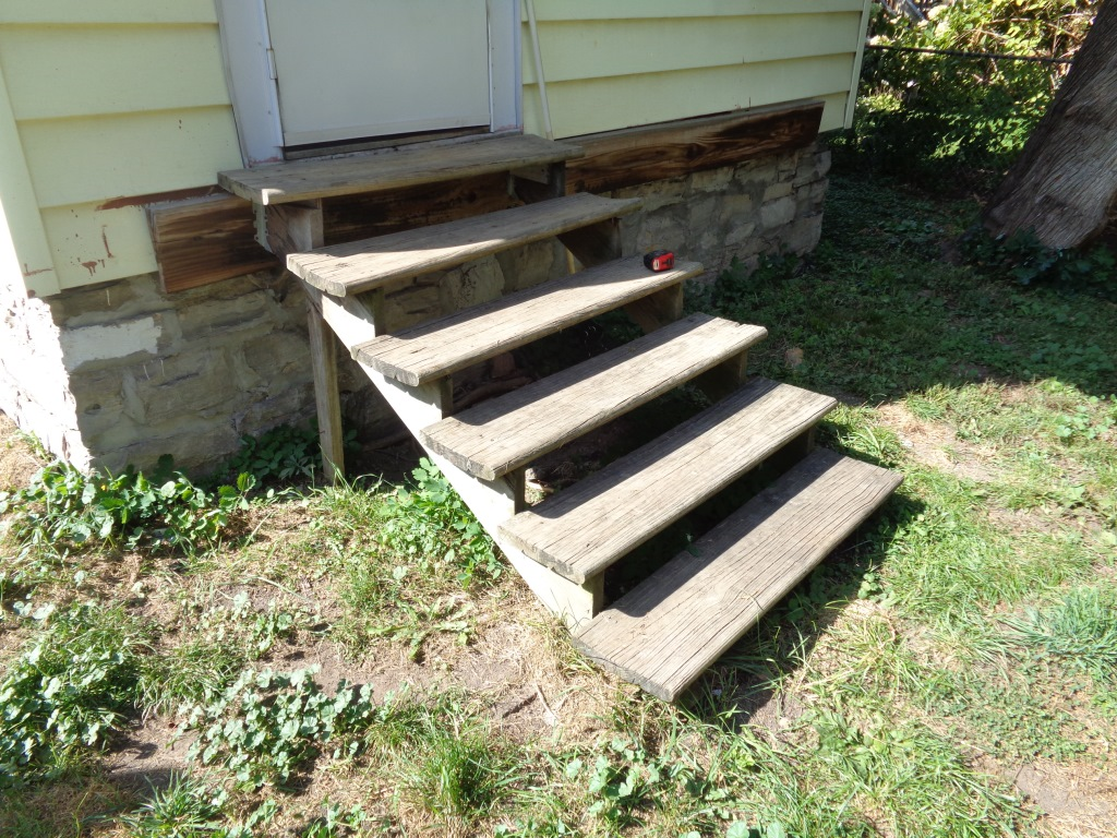 Stair Replacements Operation Northern Comfort